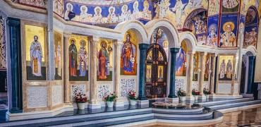 За смисъла на иконостаса в храма